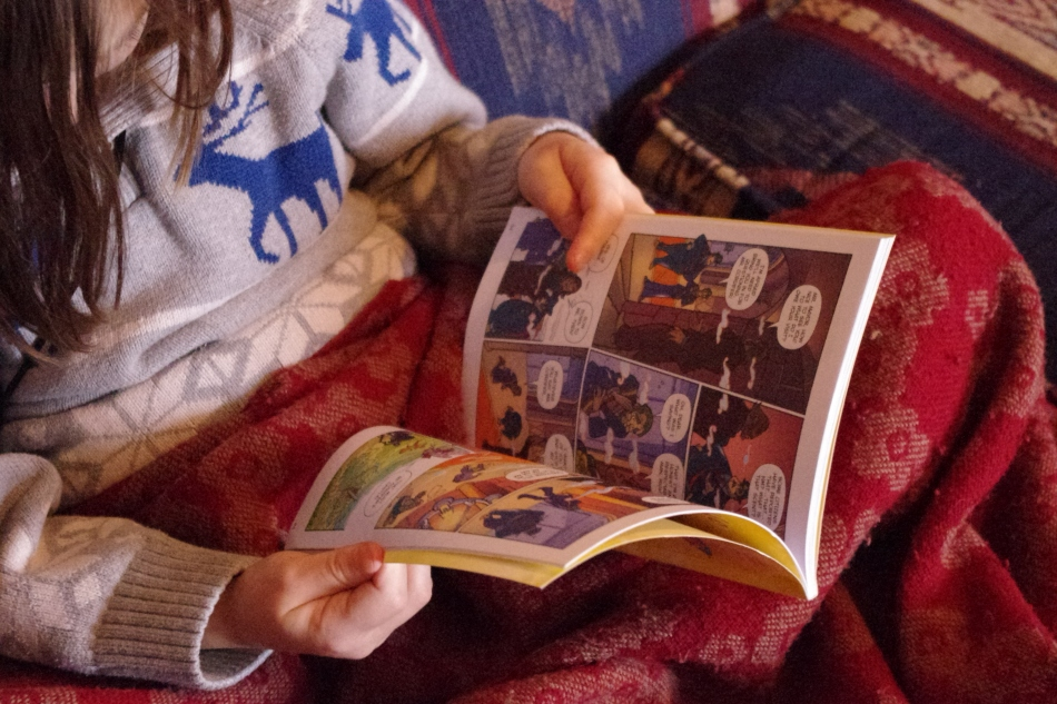 unschooling reading